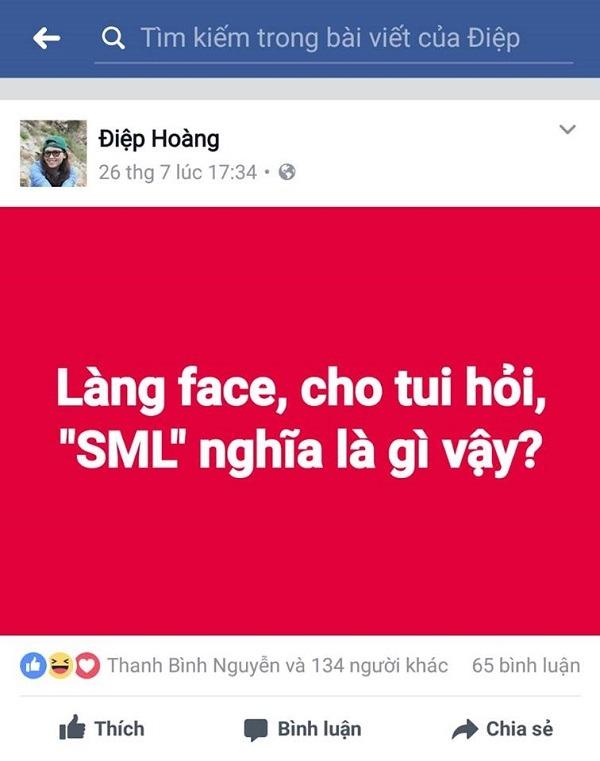 SML là gì? SML là viết tắt của từ nào và mang những ý nghĩa gì? - Honda Anh Dũng