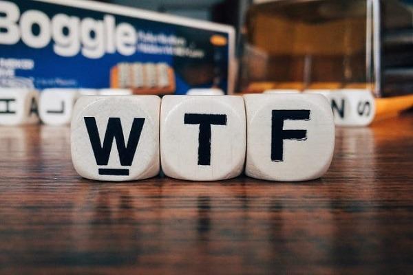 WTF là gì? Bạn sẽ bất ngờ nếu biết WTF là viết tắt của chữ gì? - Honda Anh Dũng