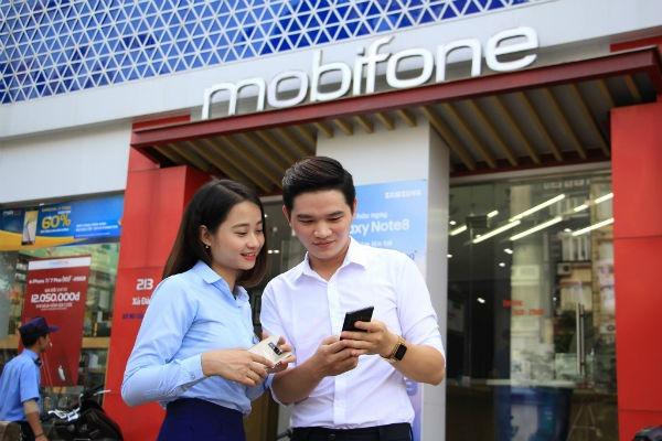 Điểm giao dịch Mobifone ở Hải Phòng