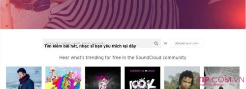 Cách tải nhạc Soundcloud