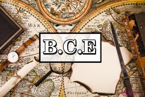 BCE là gì?