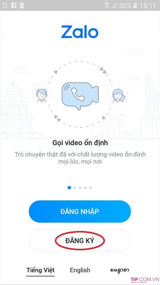 Cách đăng ký zalo, tạo nick Zalo trên điện thoại và máy tính nhanh nhất