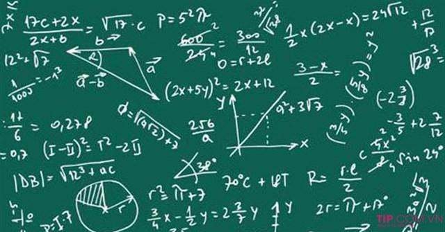 Bảng công thức lượng giác