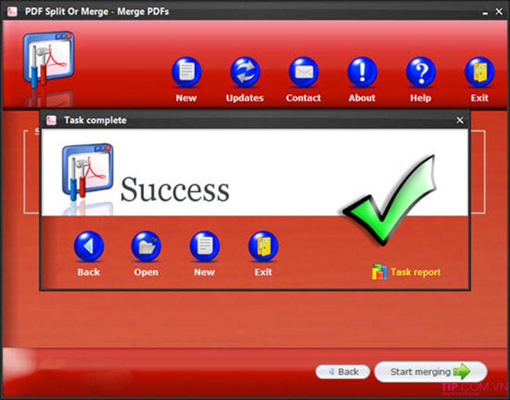 Top 3 phàn mềm ghép nối file PDF miễn phí