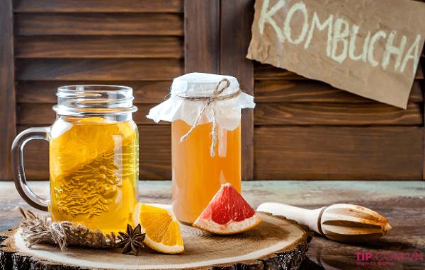 Kombucha là gì? Công dụng của trả Kombucha đối với sức khỏe con người