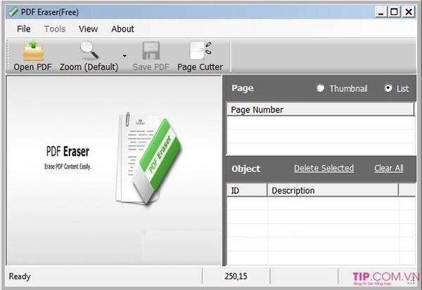 2 Cách xóa chữ trong PDF nhanh chóng, đơn giản và dễ dàng nhất