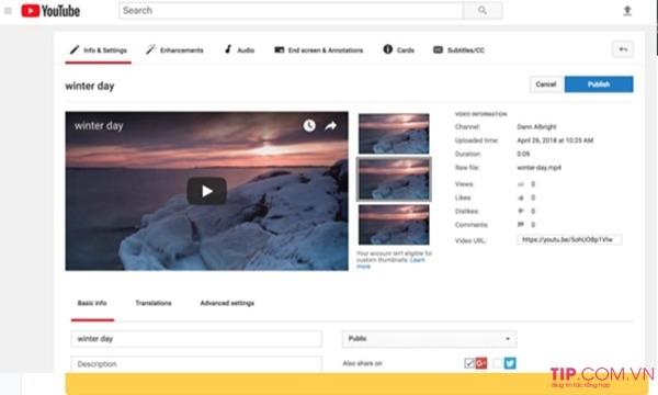 Cách ghép nhạc vào video online đơn giản dễ thực hiện nhất