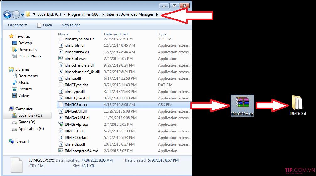 Cách khắc phục IDM không bắt link Youtube, Chrome, Firefox, Cốc Cốc