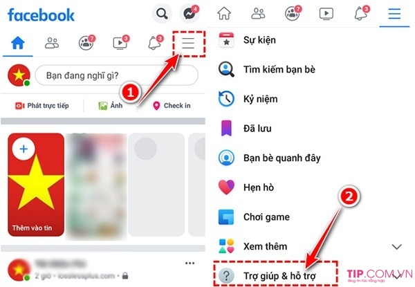 Hướng dẫn 3 cách mở chặn Like Share, Comment Facebook thành công