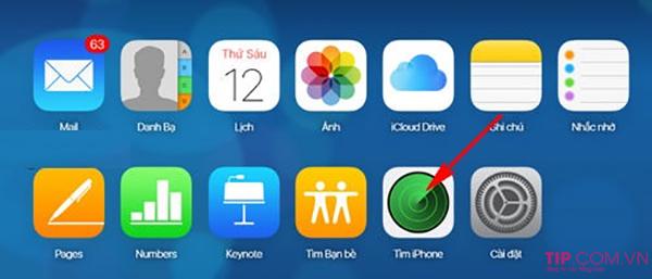 Cách tìm iPhone bị mất khi ngoại tuyến, tắt máy