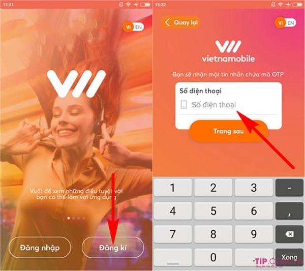 My Vietnamobile là gì? Cách đăng ký sử dụng app My Vietnamobile