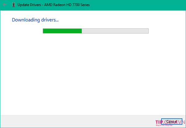 Cách khắc phục display driver stopped responding and has recovered