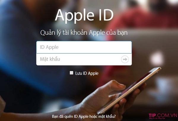 Hướng dẫn cách lấy lại mật khẩu ID Apple nhanh nhất