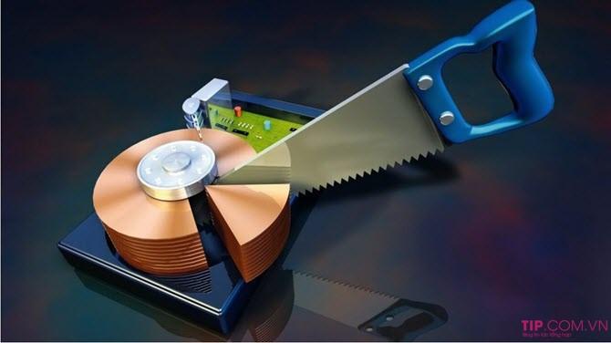 Cách chia gộp ổ đĩa trên Windows 7, 8, 10 không mất dữ liệu