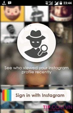 Cách xem ai hay vào Instagram của mình chỉ qua 4 bước đơn giản