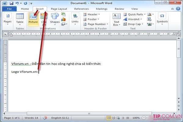 Hướng dẫn 3 cách chèn hình vào Word đơn giản nhất