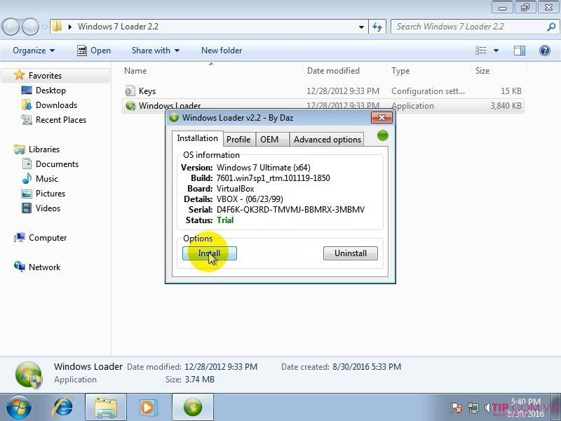 Windows Loader là gì?