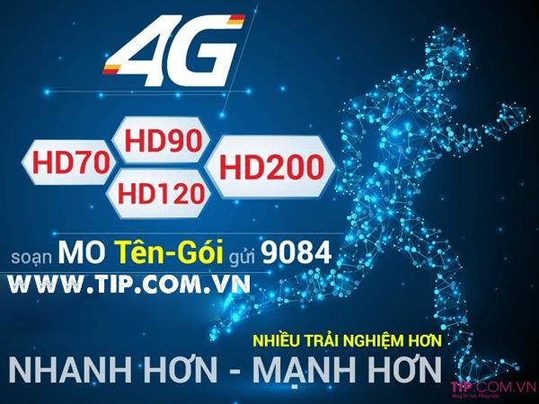Hướng dẫn cách đăng ký 4G Mobifone cho di động, cho thuê bao Fast Connect