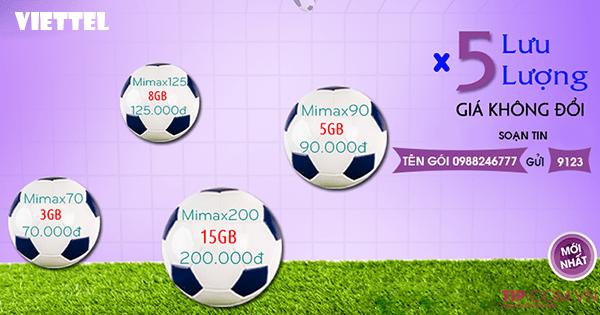 Cách đăng ký 3G Viettel 1 tháng, 1 năm cho di động, Dcom chỉ từ 2k, 3k, 5k...