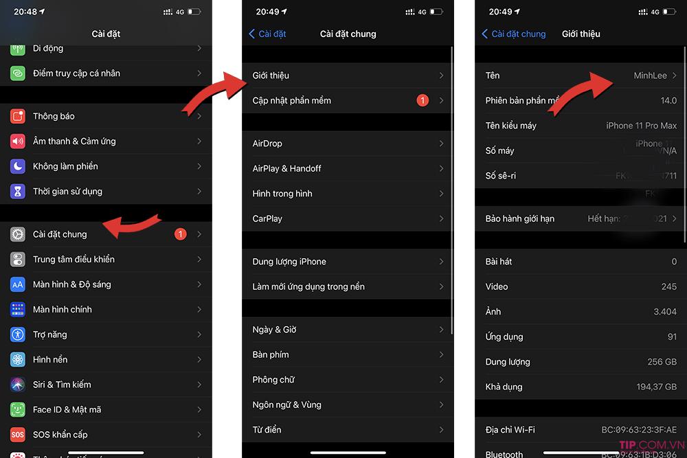 Hướng dẫn phát Wifi (Wifi Hotspot) trên iPhone bằng mạng 4G tốc độ cao