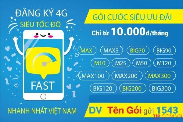 Cách đăng ký 3G Vinaphone nhận Data Gấp 6 lần Giá Siêu Rẻ