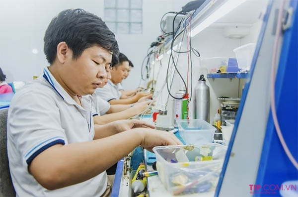 Trung tâm sửa chữa điện thoại Oppo uy tín tại TPHCM