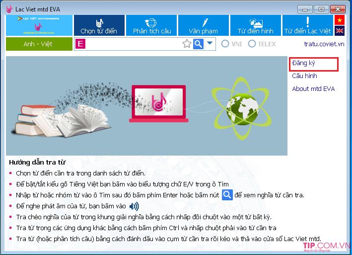 [Download] Tải từ điển Lạc Việt 2020 Full Crack + Key mới nhất 2021 10