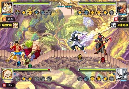 Chơi Game Anime Battle 3.8 đánh nhau hay nhất