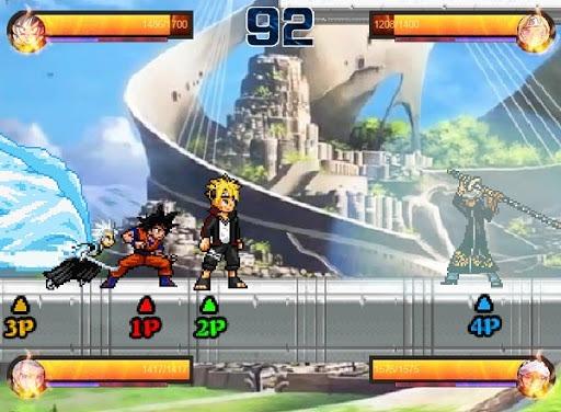Game Anime Battle 3.8 - Trò chơi Anime Battle đại chiến online
