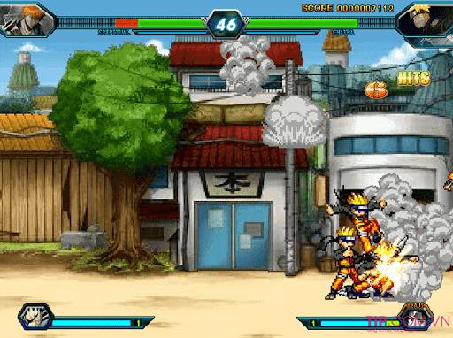 Game Naruto 2.7 – Chơi game Bleach vs Naruto 2.7 online miễn phí