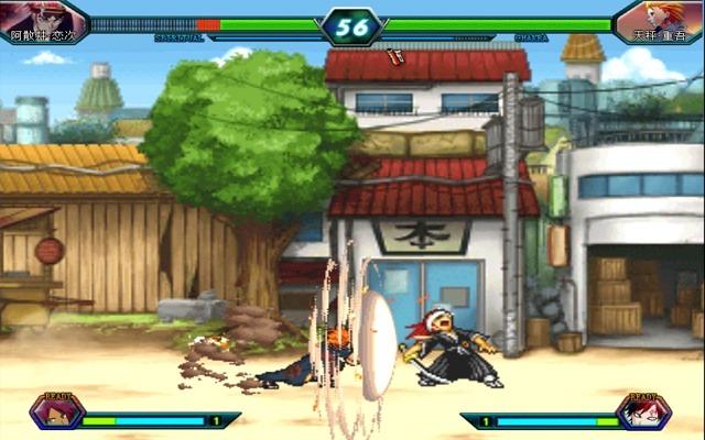Chơi game Bleach vs Naruto 2.8   Chơi Naruto 2.8 Online miễn phí