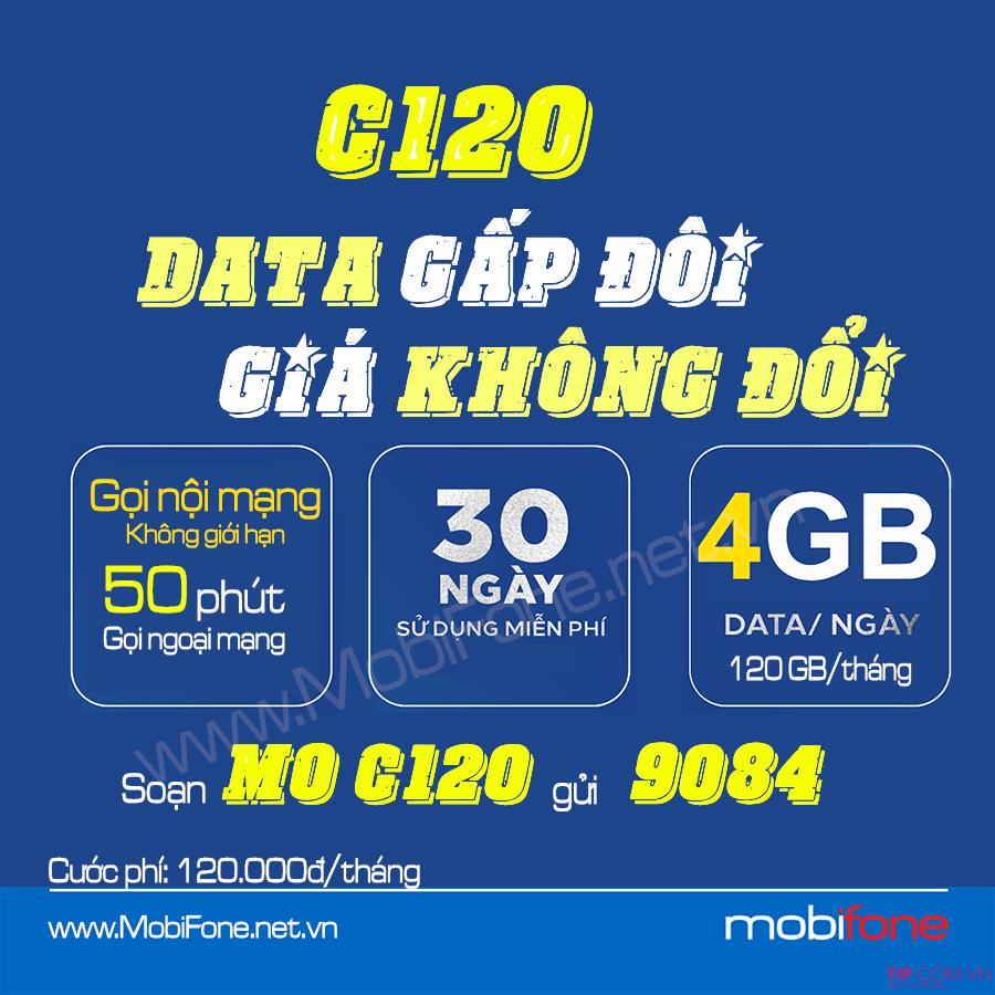 Đăng ký 5G Mobifone 1 tháng, 1 năm miễn phí cước tin nhắn mới nhất 2020