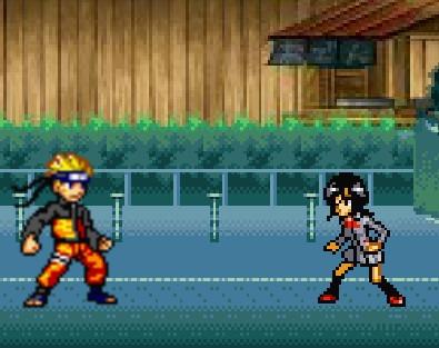 Naruto 3.6 - Cách chơi game Bleach vs Naruto 3.6 Online