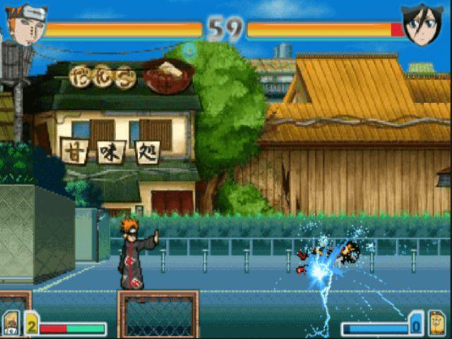 Game Bleach vs Naruto 3.2 | Cách chơi Naruto 3.2 miễn phí