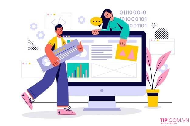 Tại sao phải thiết kế website bán hàng chuyên nghiệp?