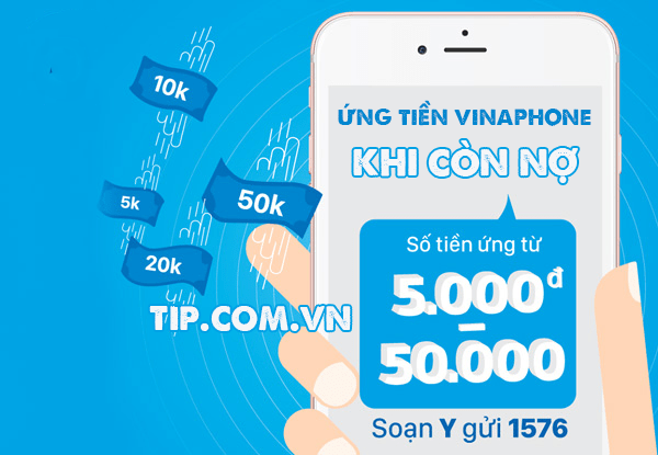 Hướng dẫn cách ứng tiền Vinaphone lần 2, 3, 4 khi còn nợ tiền ứng